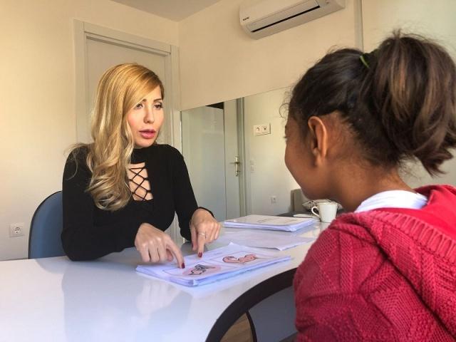 'Dil ve Konuşma   Merkezi' Alanya'da