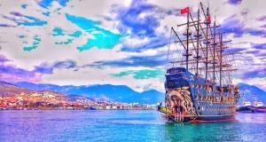 Big Kral, Alanya turizminde hakkını veriyor