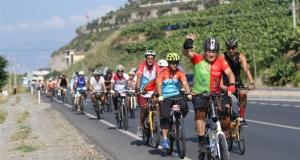 2. Uluslararası Alanya bisiklet festivali