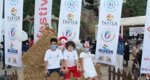 Alanya'da dolu dolu uluslararası çocuk festivali