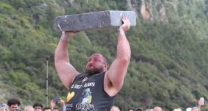 Dünya'nın en güçlü adamları Alanya'da!