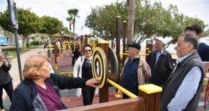Alanya belediyesi insana yatırım yapmaya devam ediyor