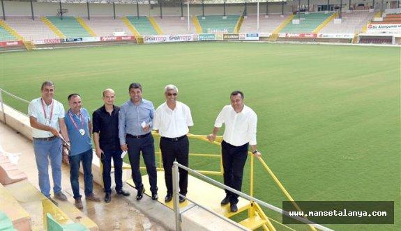 Alanya stadının ismi 3. kez değişti