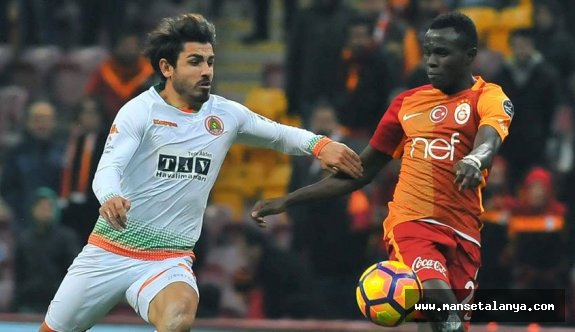 Alanyaspor-Galatasaray muhtemel 11'ler