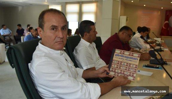 Alanya belediyesi 7. eserini yayınladı