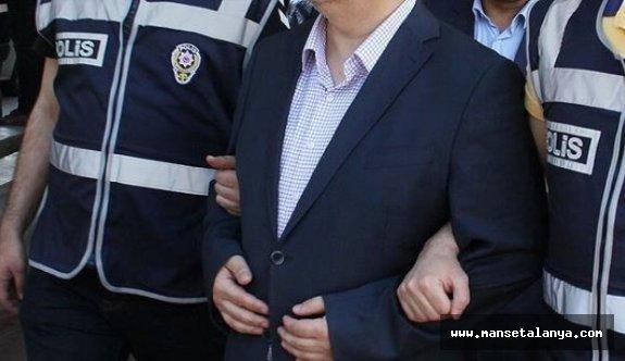 Alanya'da FETÖ'den 2 şüpheli gözaltında