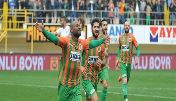 Alanyaspor ile Süper Lig'de ilk sezon