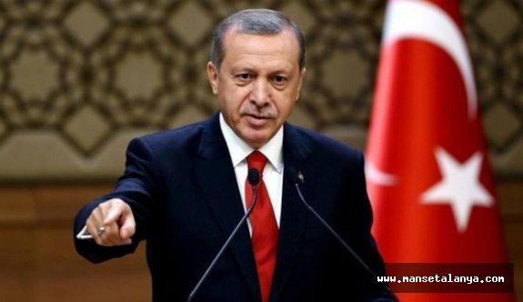 Erdoğan açıkladı: O ilçeler il olacak