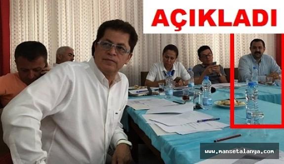 Antalya Ak Partide 3 ilçe başkanı yeniden aday gösterilmeyecek!