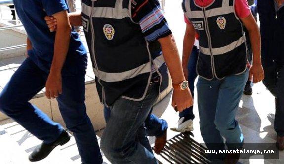 Gazipaşa'da uyuşturucuya tutuklama