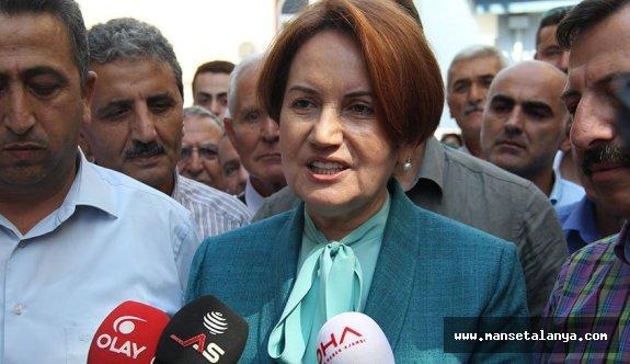 Meral Akşener'den flaş parti açıklaması