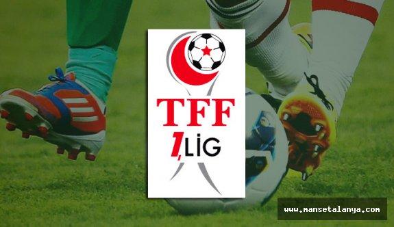 """TFF 1. Lig'de 7 takım """"istikrar"""" dedi"""