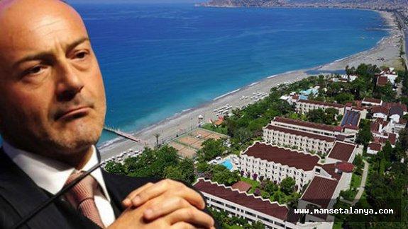 Alanya Alantur otel'i Alman turizm devi işletecek