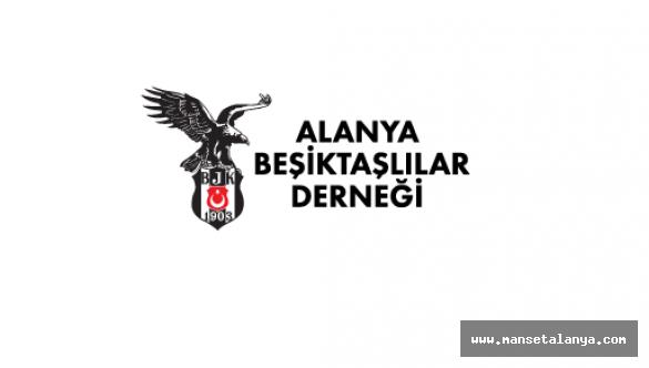 Alanya Beşiktaşlılar derneği ziyaret etti