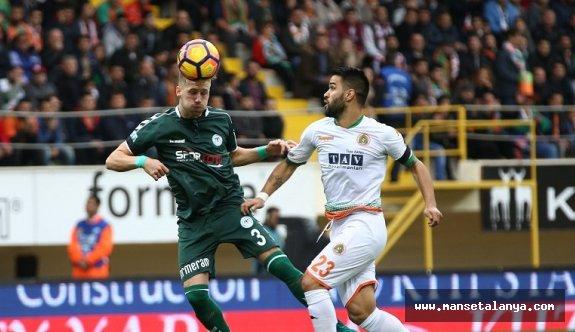 Alanya-Konya maçının hakemi açıklandı