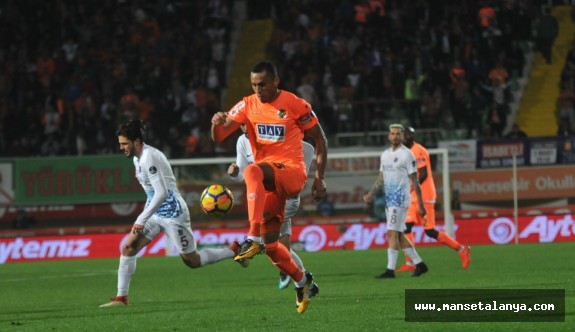Alanyaspor 1-2 Trabzonspor