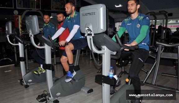 Alanyaspor'da Trabzon hazırlığı
