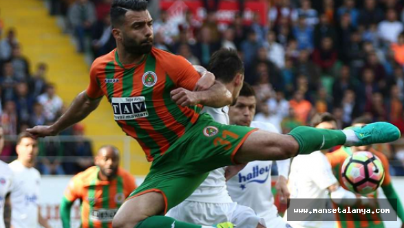 Alanyaspor'un Yunanlı futbolcusundan itiraf