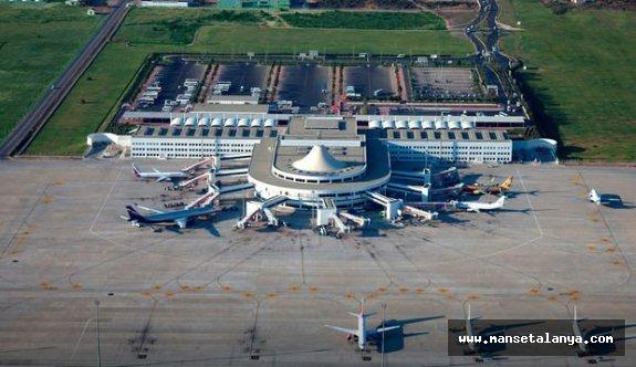 Antalya Havalimanı'nı da TAV'ladı