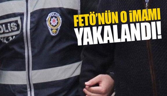 Fetö'nün Peru imamı Alanya'da yakalandı