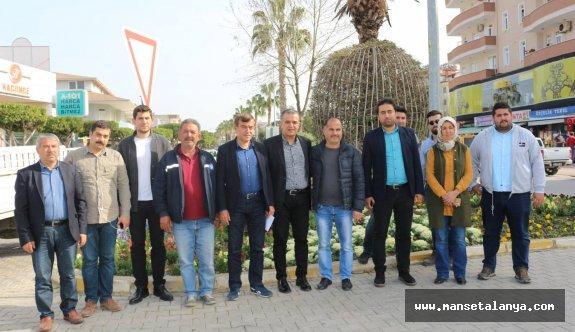 Konaklı Eski Antalya Caddesi düzenlenecek