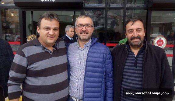 Musa Özdemir serbest kaldı