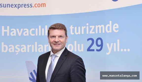 SunExpress Gazipaşa'yı uçuruyor