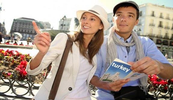 Türkiye turizmi yükselişe geçti