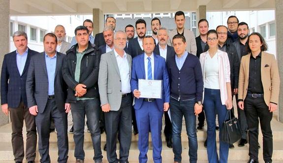Ak Parti Antalya'da görev dağılımı yapıldı