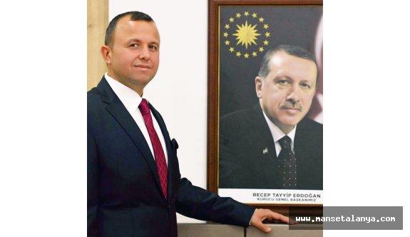 Akp Antalya il Başkan adayı belirlendi