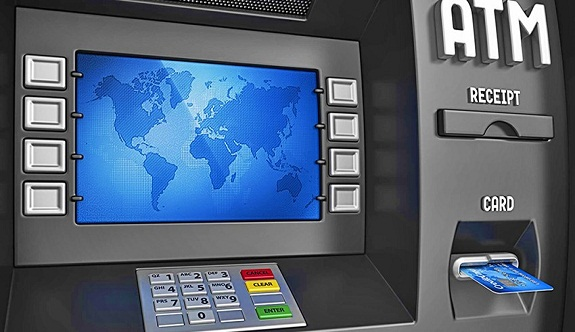 Alanya'da ATM soygunu