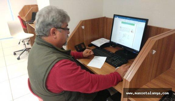 Alanya'da bilgisayar kursu kayıtları başlıyor