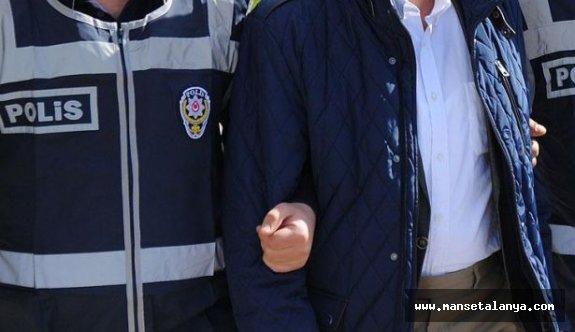 Alanya da dolandırıcılığa tutuklama