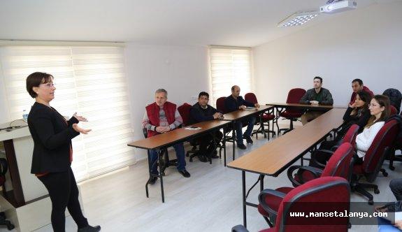 Alanya'da İngilizce öğretmenlerine çalıştay