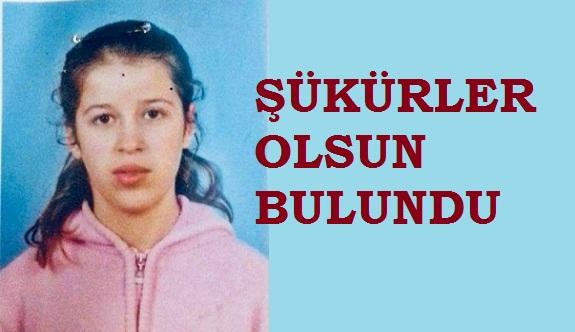 Alanya'da kayıp kız bulundu