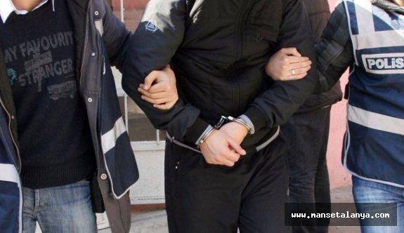 Alanya'da tarihinde ilk defa bu kadar kişi tefeden tutuklandı