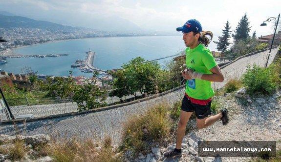 Alanya Ultra Maraton yarışması