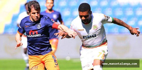 Alanyaspor-Başakşehir maçının biletleri satışta