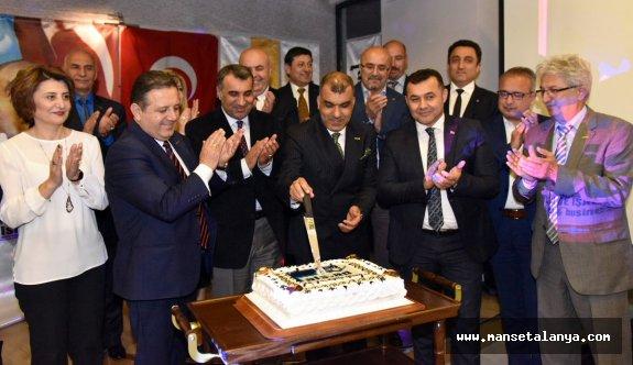 ALSİAD kuruluşunu kutladı