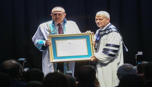 Bakan Çavuşoğlu, hayalim diplomat olmaktı