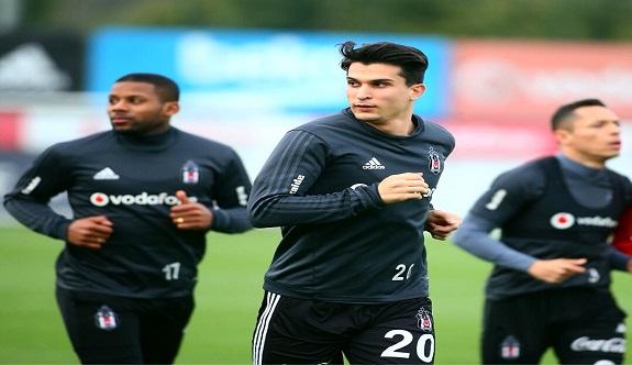 Beşiktaş'ta Alanyaspor hazırlıkları başladı