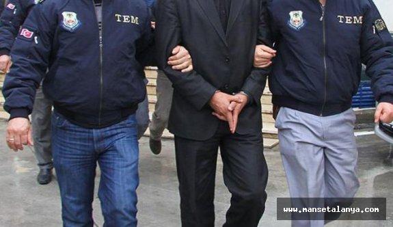 Muz ağası, FETÖ'den Alanya cezaevine boyladı