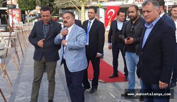 Seçimlere az bir süre kala, Mustafa Tuna proje açıkladı