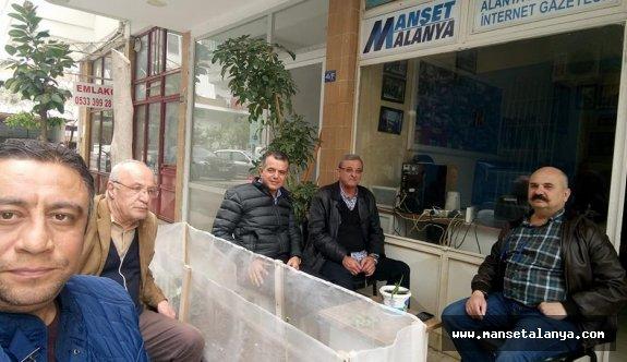 Siyaset'in kalbi Manşet Alanya'da atıyor