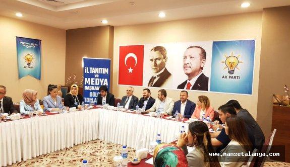 AK Partinin seçim stratejisi
