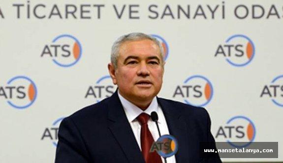 Antalya, Cumartesi günkü seçimlere kilitlendi. ATSO'da seçim heyecanı