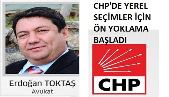 CHP'nin Gazipaşa adaylığı Av. Erdoğan Toktaş kesin gibi...!