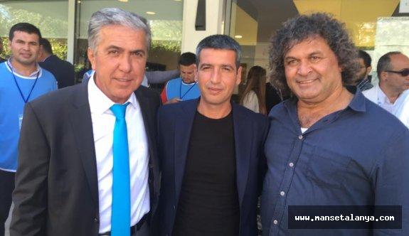 Hasan Hargani Görgün, Antalya yönetimine girdi