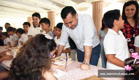 Alanya'da yazarlık kursu eğitimi tamamlandı