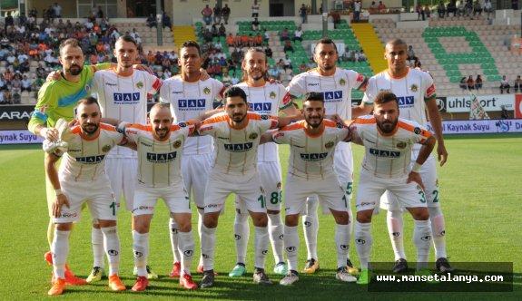 Alanyaspor 3-Antalyaspor 2